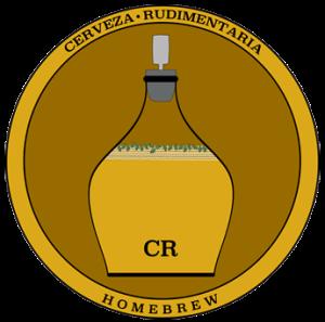 Logo Cerveza Rudimentaria